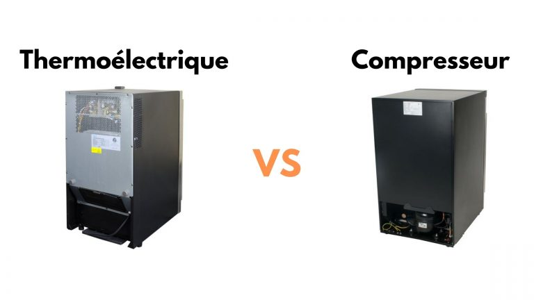 cave a vin thermoelectrique vs compresseur